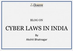 CYBER LAWS IN INDIA